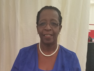 Judy Yvonne Griffith