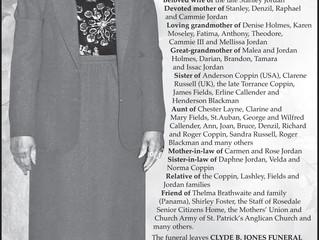 Evelyn Gertrude Jordan