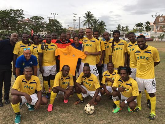 Paradise FC Masters