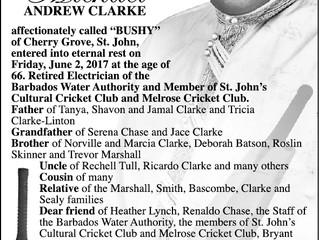 Michael Andrew Clarke