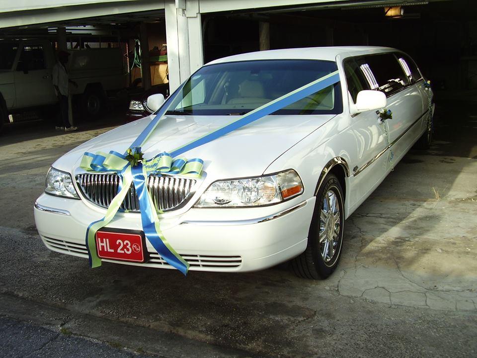 Limousine, Weddings
