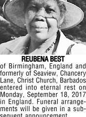 Reubena Best