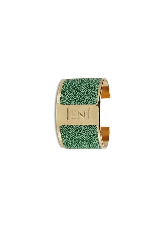 SAMOA gold emerald