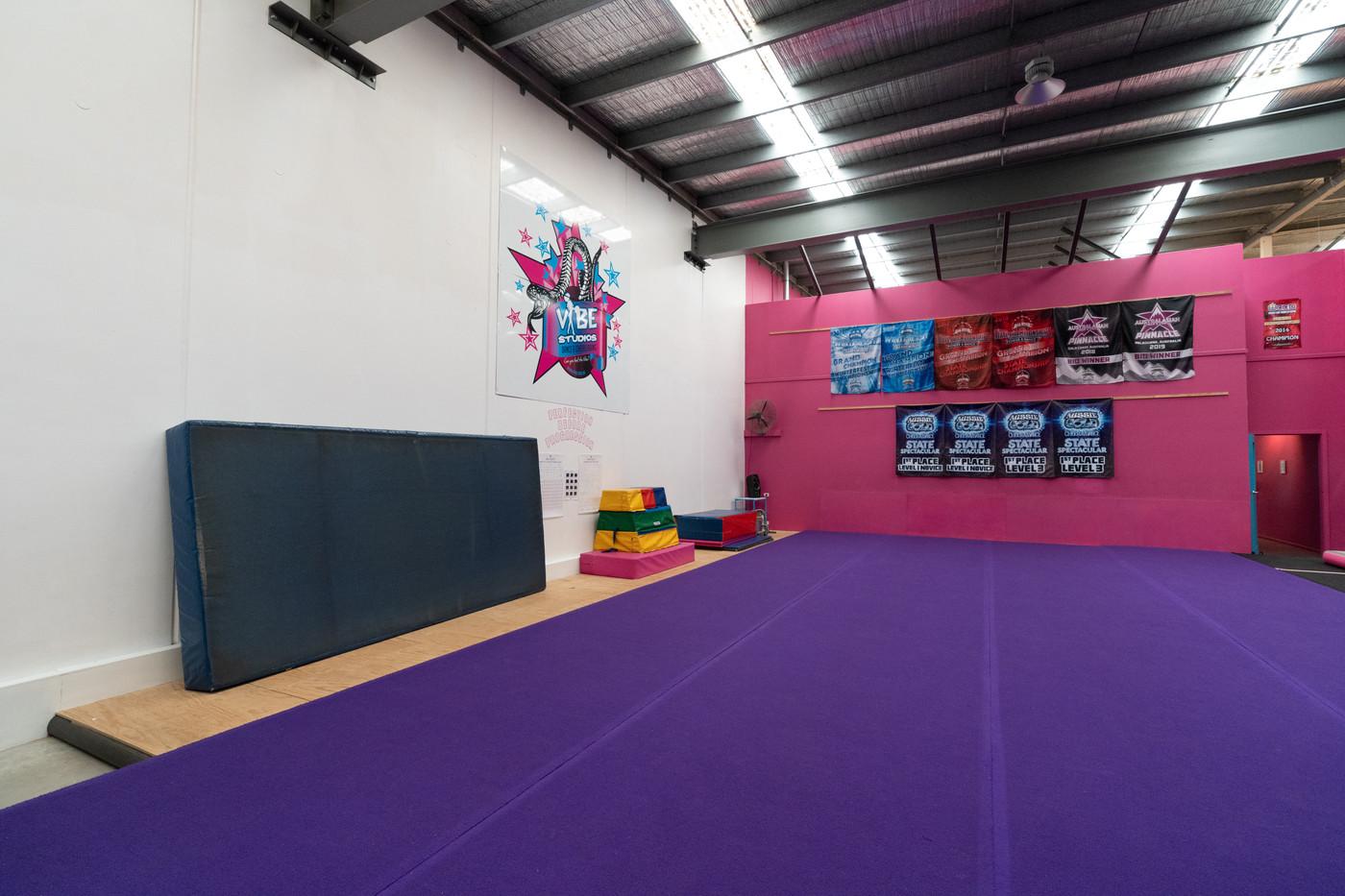 Cheer Floor 2