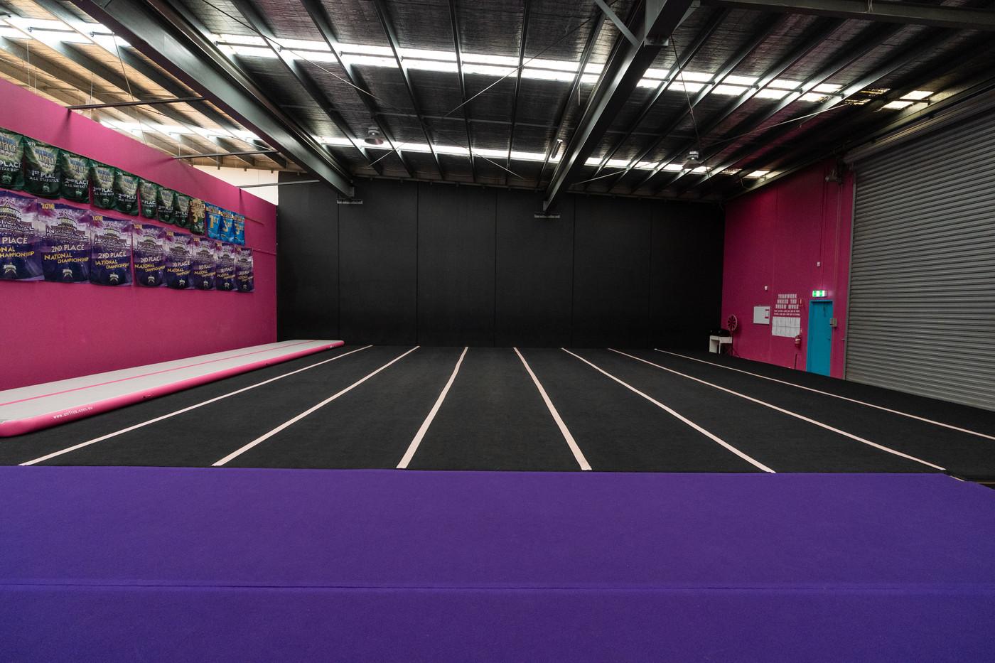 Cheer Floor 1