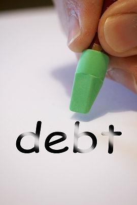 bankruptcy law eliminating burdensome debt