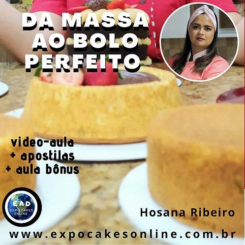 DA MASSA AO BOLO PERFEITO