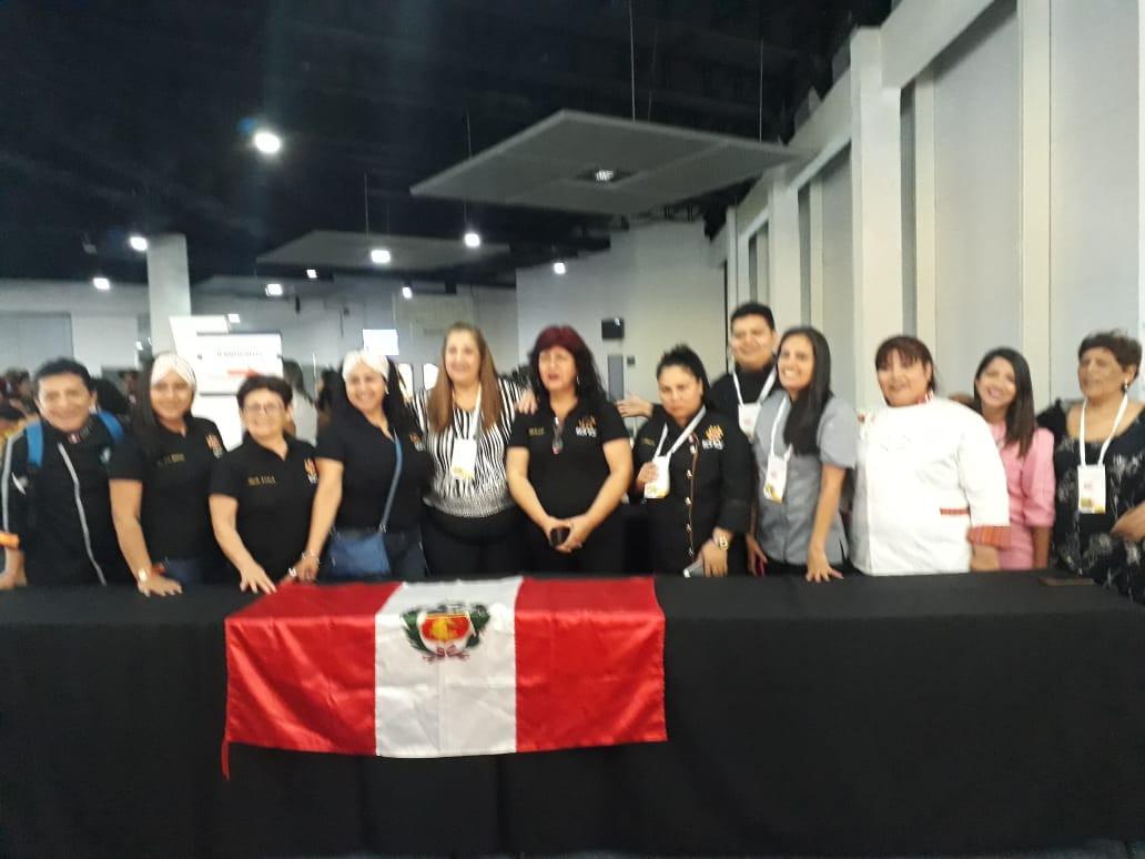 Delegação do Peru