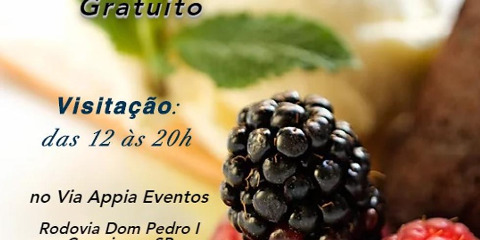 EXPO CAKES BRASIL - Edição Campinas - SP