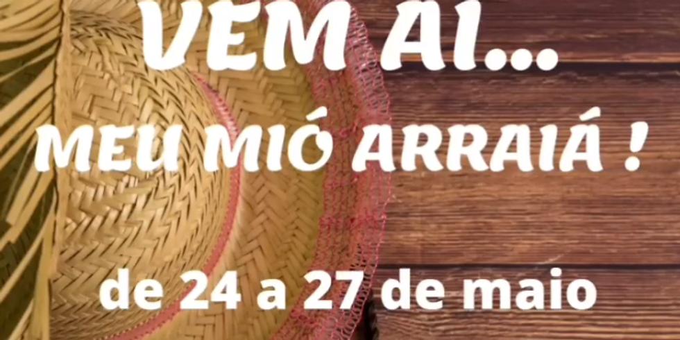 MEU MIÓ ARRAIÁ