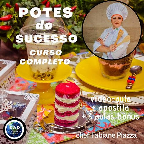 POTES DE SUCESSO