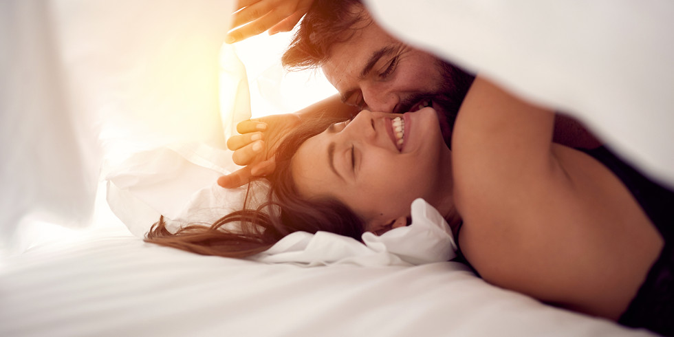 Get Intimate: Create Safety, Sensuality and Connection with your partner