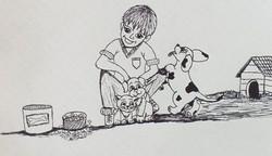 Las mascotas tus amigo y guías