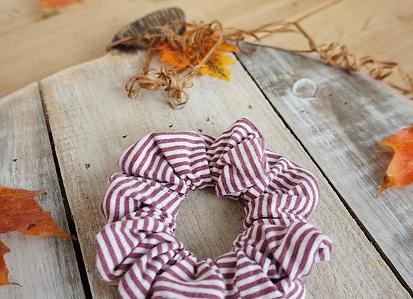 Cranberry Stripe
