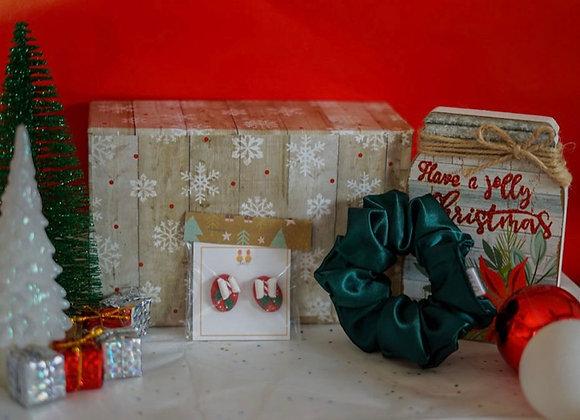Christmas Stud Set