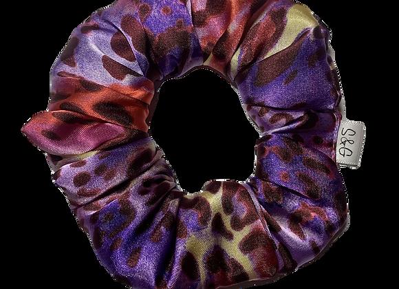 Purple Animal Print