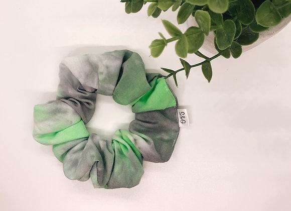 Green Tye Dye