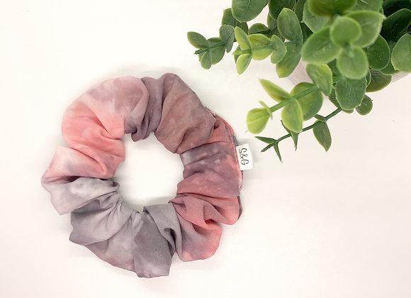Bright Pink/Grey Tye Dye
