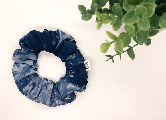 Dark Blue Tye Dye