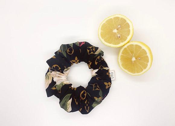 Black Floral Louis Vuitton