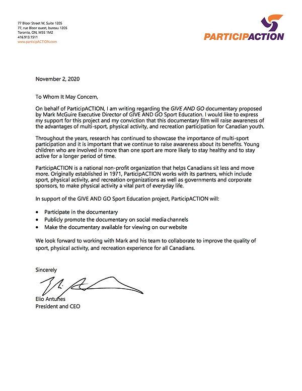ParticipACTION Endorsement Letter.jpg