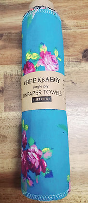 Cheeks Ahoy Pre-Rolled Unpaper Towels