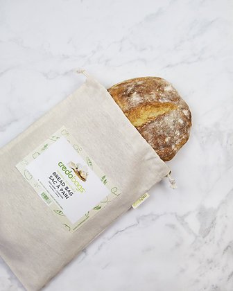 Credobags: Hemp Bread Bag