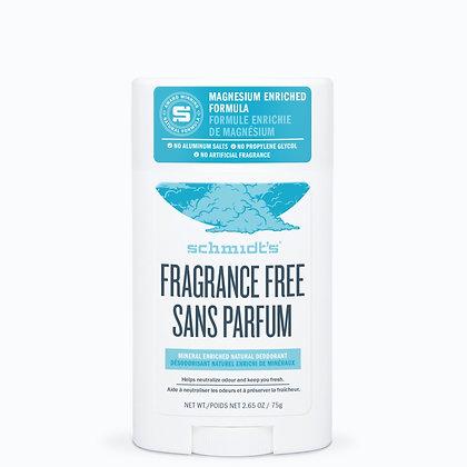 Schmidt's Deodorant - Fragrance Free Sensitive Skin Formula