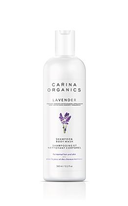 BULK Carina Organics: Lavender Shampoo & Body Wash