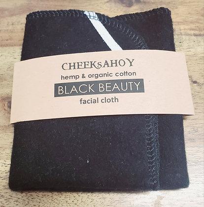 Cheeks Ahoy Hemp and Organic Cotton Facial Cloth