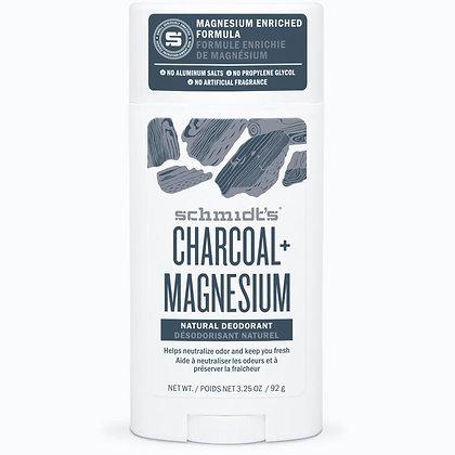 Schmidt's Deodorant - Charcoal Magnesium