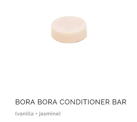 Unwrapped Life: Bora Bora Conditioner Bar