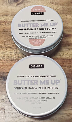 Demes Butter Me Up Whipped Hair & Body Butter
