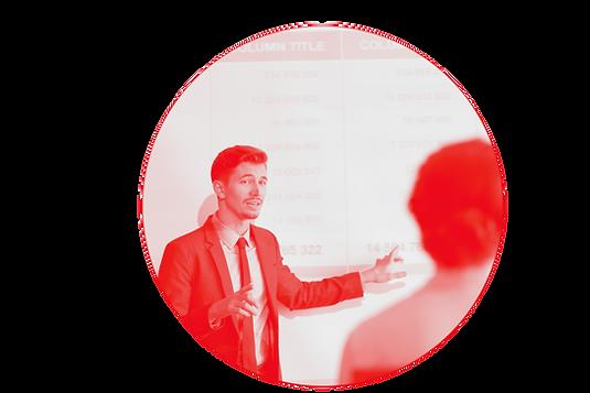 Coaching en entreprise et personalisé