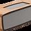 Thumbnail: Alto-falante Bluetooth portátil feito de madeira artesanal