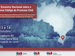 Encontro Nacional sobre o Novo Código de Processo Civil