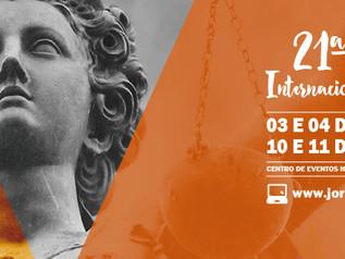 21ª Jornada Internacional de Direito