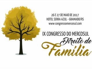 Congresso Mercosul de Direito de Família