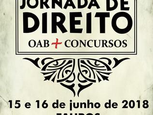 Jornada de Direito - OAB + Concursos
