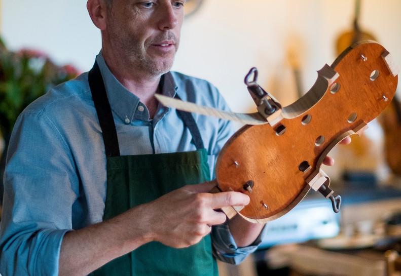 Mark Jennings Violin Maker