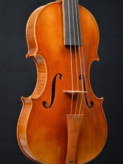 Baroque violin by Mark Jennings