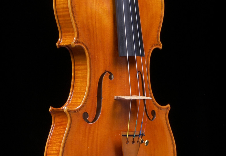 Violin by Mark Jennings