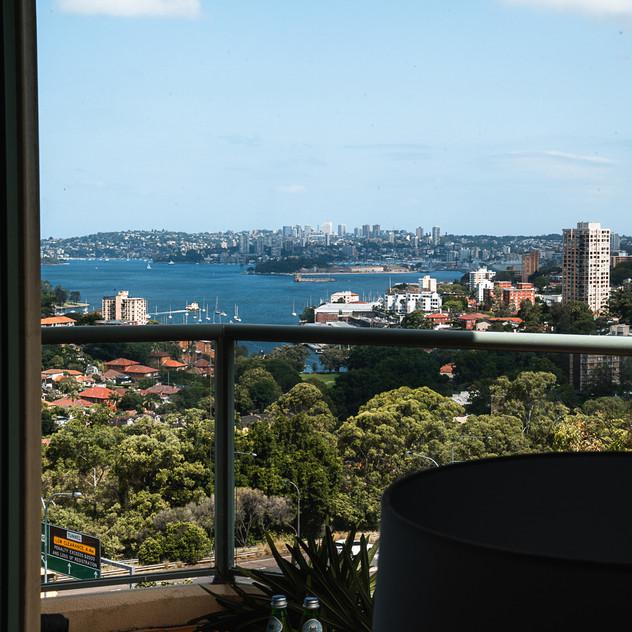 Nort Sydney - Harbour View