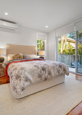 Cammeray - Bedroom