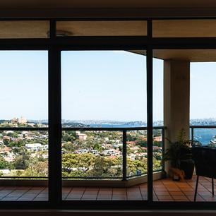 Nort Sydney - Balcony