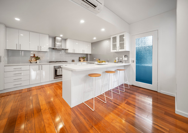 Cammeray - Kitchen