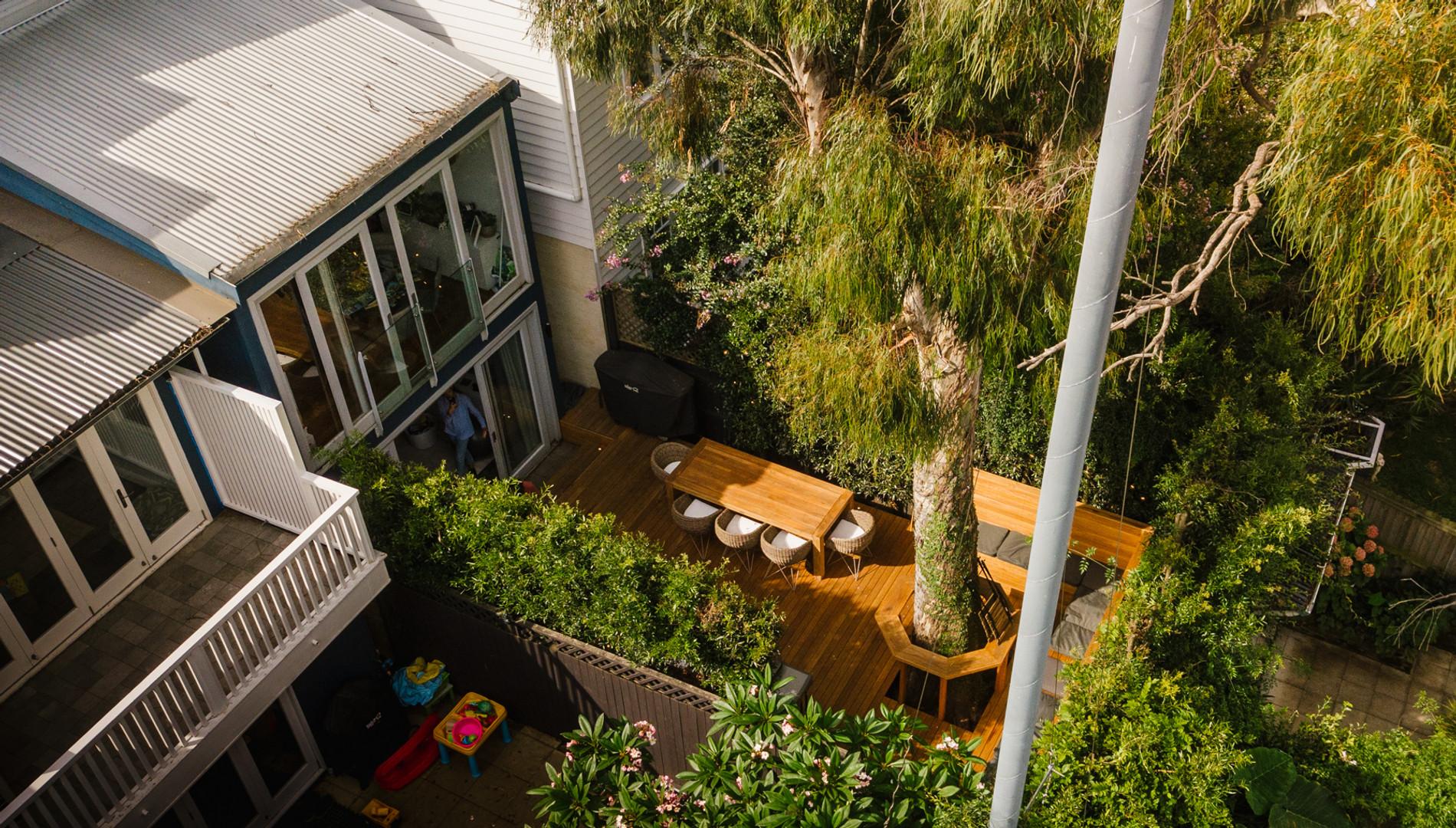 Birchgrove Deck