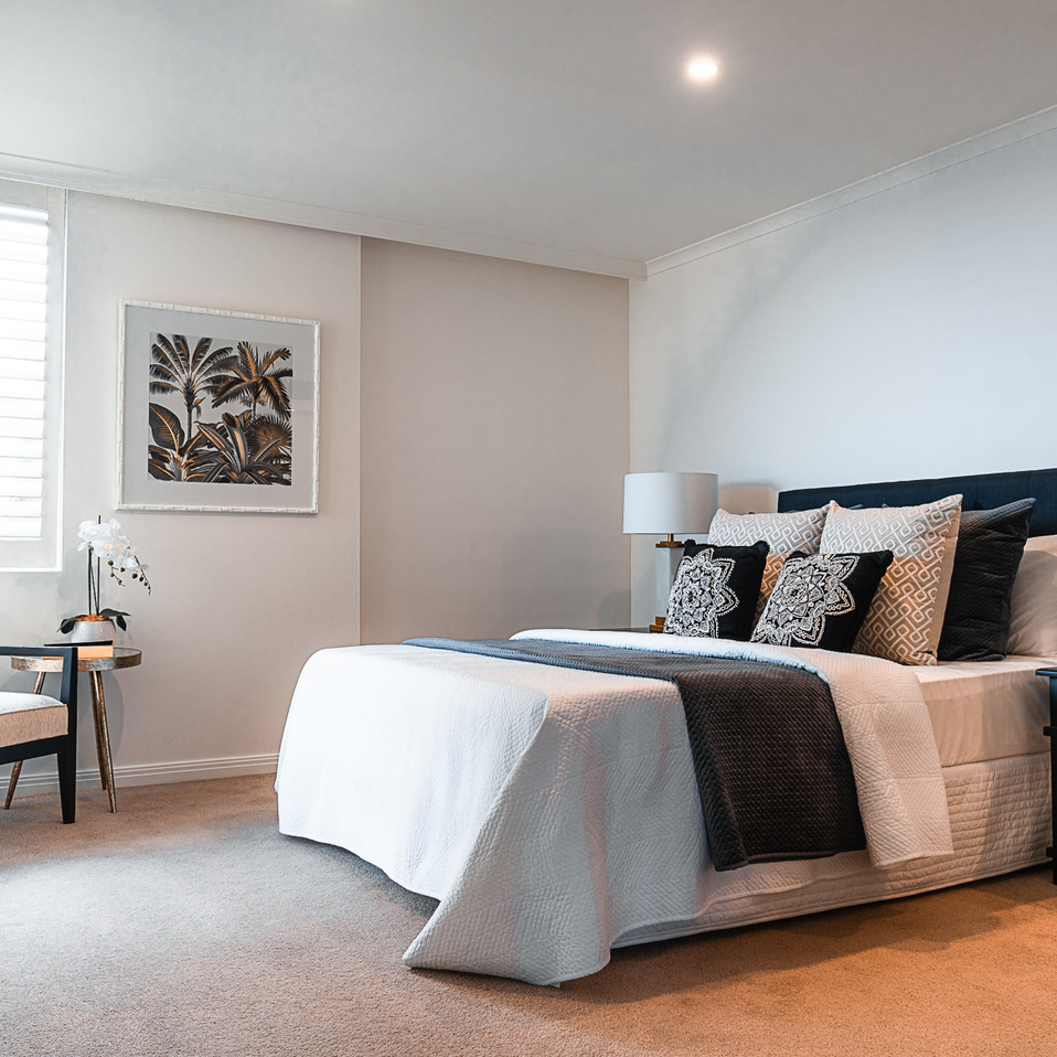 Nort Sydney - Bedroom
