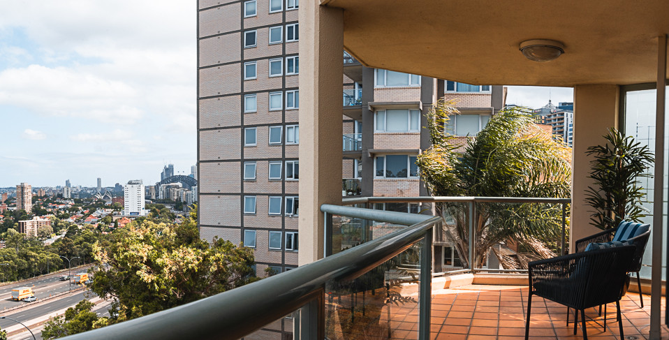 Nort Sydney - Panoramica