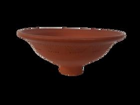 Assiete en céramique au tour Kremena Korabova Fragniere